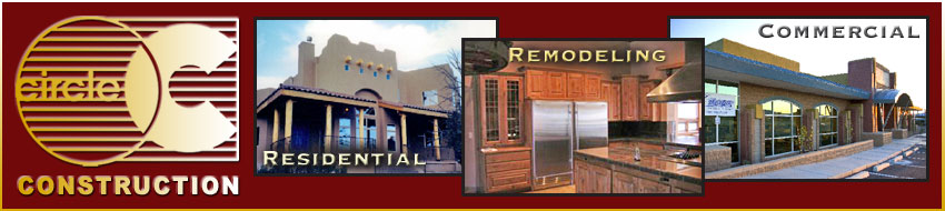 Circle-C Construction, Prescott, Arizona, home and commercial builders