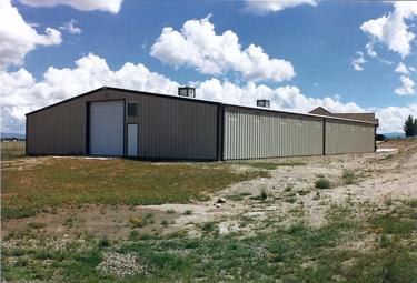 Circle c construction prescott arizona steel buildings for American home metal buildings