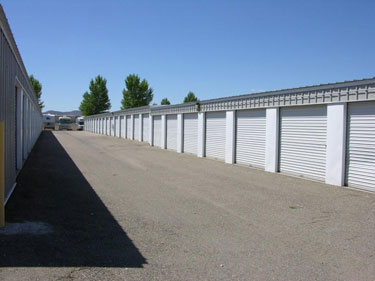 Steel Buildings Storage Facility